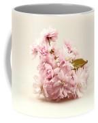 Blossoming Cherry Twig Coffee Mug