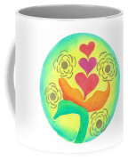 Blossoming From Within Coffee Mug
