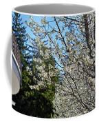 Blossoms And The Bard Coffee Mug