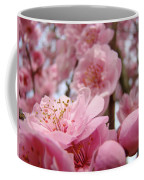 Blossoms Art Print Pink Spring Blossom Baslee Troutman Coffee Mug