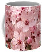 Blossoms Art Prints 63 Pink Blossoms Spring Tree Blossoms Coffee Mug