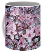 Blossoms Art Prints Nature Pink Tree Blossoms Baslee Troutman Coffee Mug