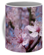 Blossoms Art Prints Pink Spring Tree Blossoms Canvas Baslee Troutman Coffee Mug