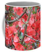 Blossoms Branches And Thorns Coffee Mug