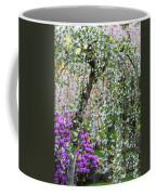 Blossoms Galore Coffee Mug by Carol Groenen