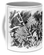 Zinnia Blossoms Coffee Mug
