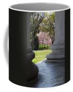 Blossoms Of The Columns Coffee Mug