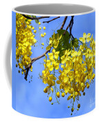 Blossoms Of The Golden Chain Tree Coffee Mug