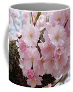 Blossoms On Bark Coffee Mug