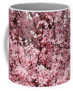 Blossoms Pink Tree Blossoms Giclee Prints Baslee Troutman Coffee Mug