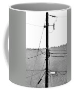 Blot On The Landscape Coffee Mug