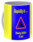 Blowing Bigstock Donkey 171252860 Coffee Mug