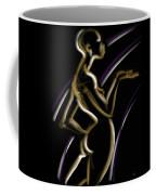 Blowing Kisses Coffee Mug