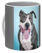 Blu 4 Coffee Mug