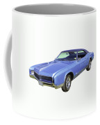 Blue 1967 Buick Riviera Coffee Mug