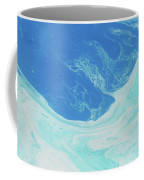Blue Abyss Coffee Mug by Nikki Marie Smith
