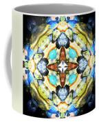 Blue And Green Stones 4 Coffee Mug