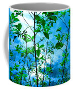 Nature's Gifts Of Blue And Green Coffee Mug