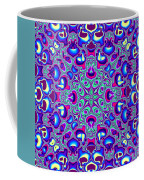 Blue And Pink Wallpaper Fractal 71 Coffee Mug
