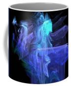 Blue Angel Coffee Mug