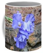 Blue Angel - Iris Coffee Mug