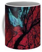 Wings Of Yoga Coffee Mug