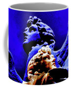 Blue Angel Wings Coffee Mug