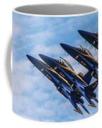 Blue Angels Ascending Coffee Mug