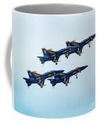 Blue Angels Carrier Landing Coffee Mug