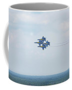 Blue Angels Four-ship Formation Coffee Mug