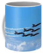 Blue Angels IIi Coffee Mug