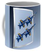 Blue Angels - Oof Coffee Mug
