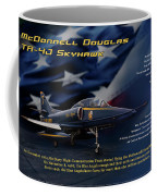 Blue Angels Ta-4j Skyhawk Coffee Mug