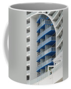 Blue Bayu Coffee Mug