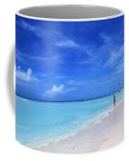 Blue Beach Coffee Mug