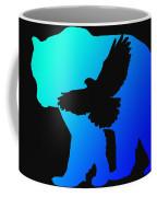 Blue Bear    -024 Coffee Mug