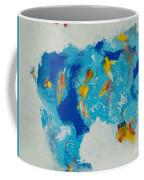 Blue Beast Coffee Mug