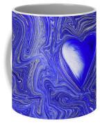 Blue Beats Coffee Mug
