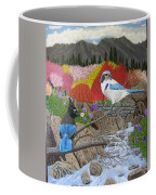 Blue Birds Coffee Mug