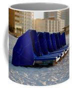 Blue Blocker Coffee Mug