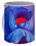 Blue Bloom Coffee Mug