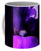 Blue Blue Iris Coffee Mug