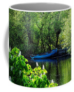 Blue Boat Cong Ireland Coffee Mug