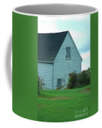Blue Boathouse Coffee Mug