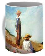 Blue Boy Coffee Mug