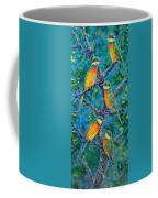 Blue Breasted Bee Eater Coffee Mug