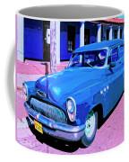 Blue Buick Coffee Mug