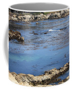 Blue California Bay Coffee Mug