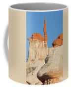 Blue Canyon Finger V Coffee Mug
