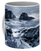 Blue Carmel Coffee Mug